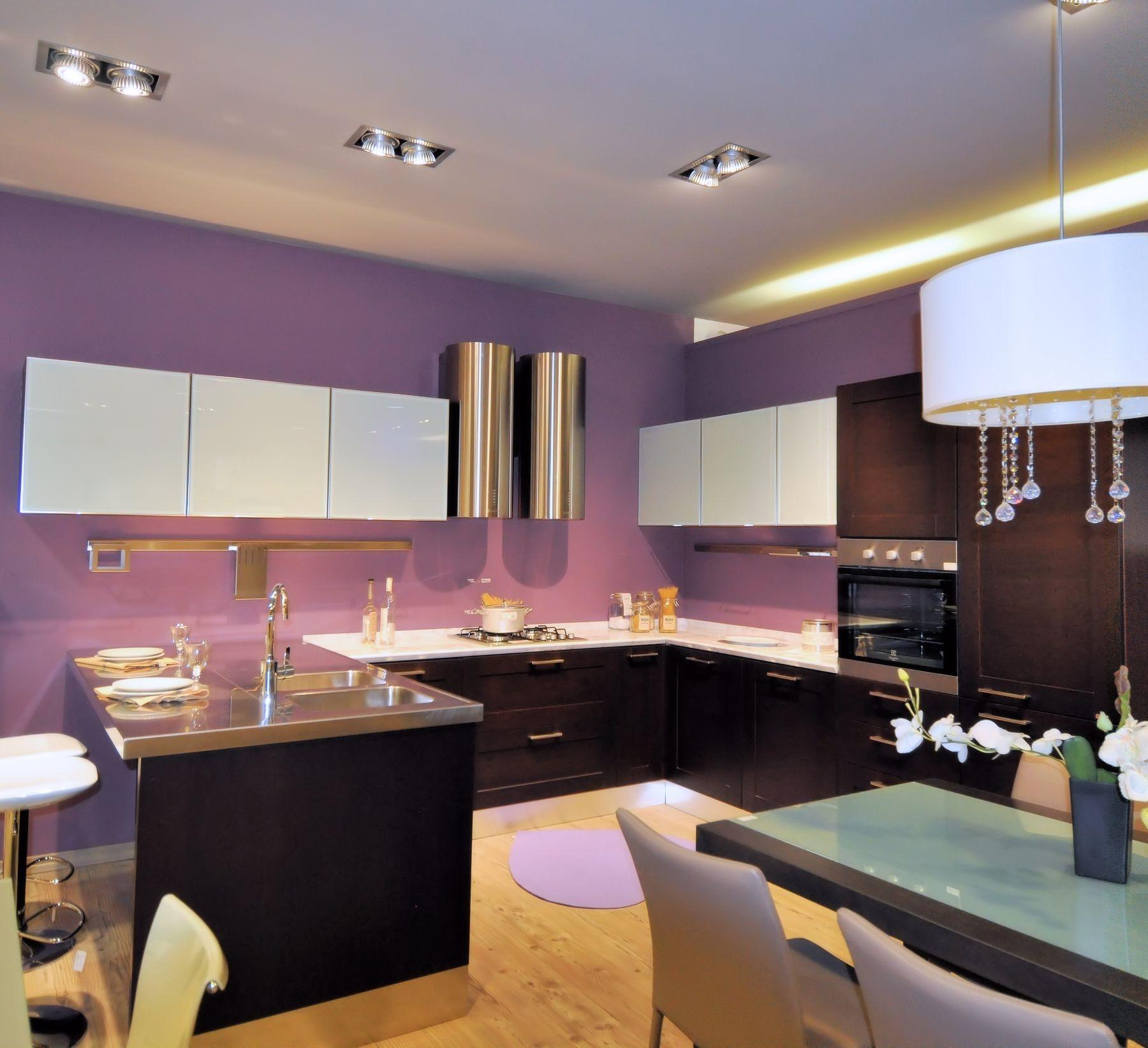 Cucine Scavolini Rainbow : Cucina scavolini rainbow scontato del cucine a
