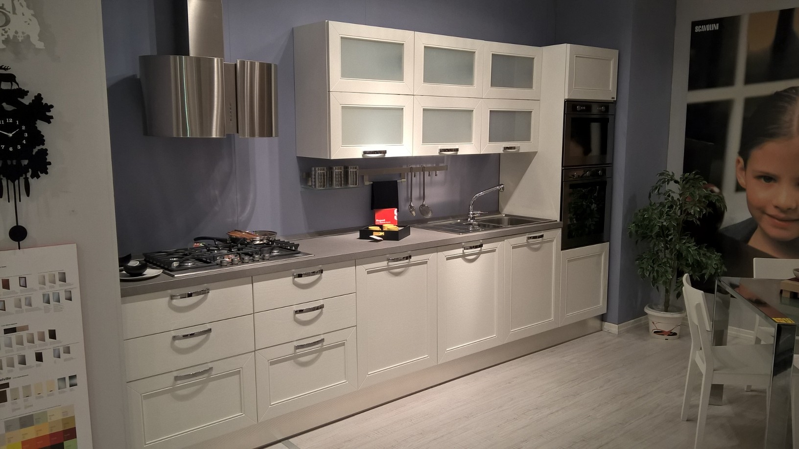 Cucine Scavolini Regard : Cucina scavolini regard moderne legno cucine a prezzi