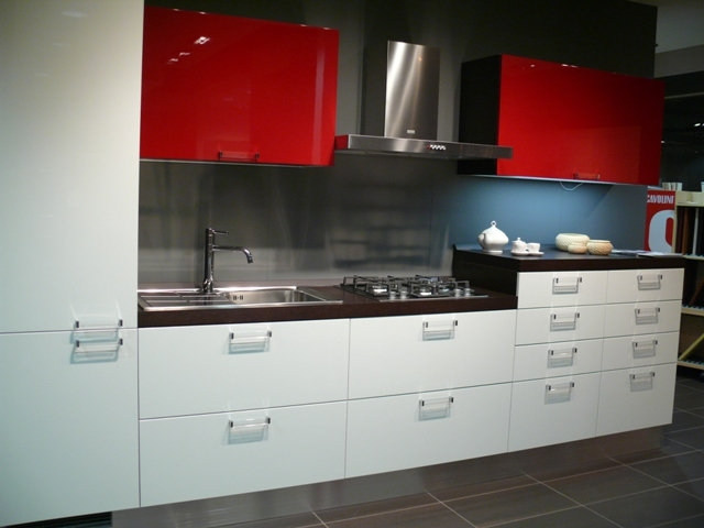 Beautiful Cucina Scavolini Modello Sax Pictures - Design & Ideas ...