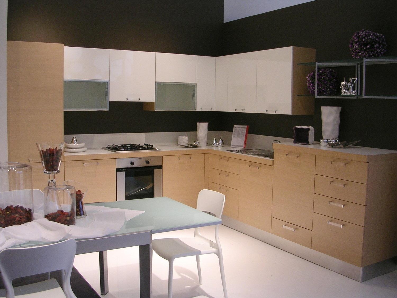 Cucina scavolini sax ad angolo cucine a prezzi scontati - Cucine con forno ad angolo ...