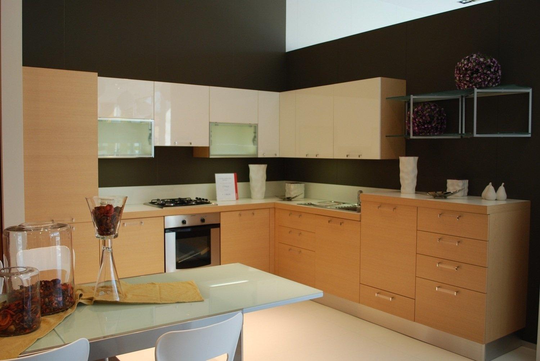 Cucina scavolini sax ad angolo cucine a prezzi scontati for Cucine scavolini prezzi