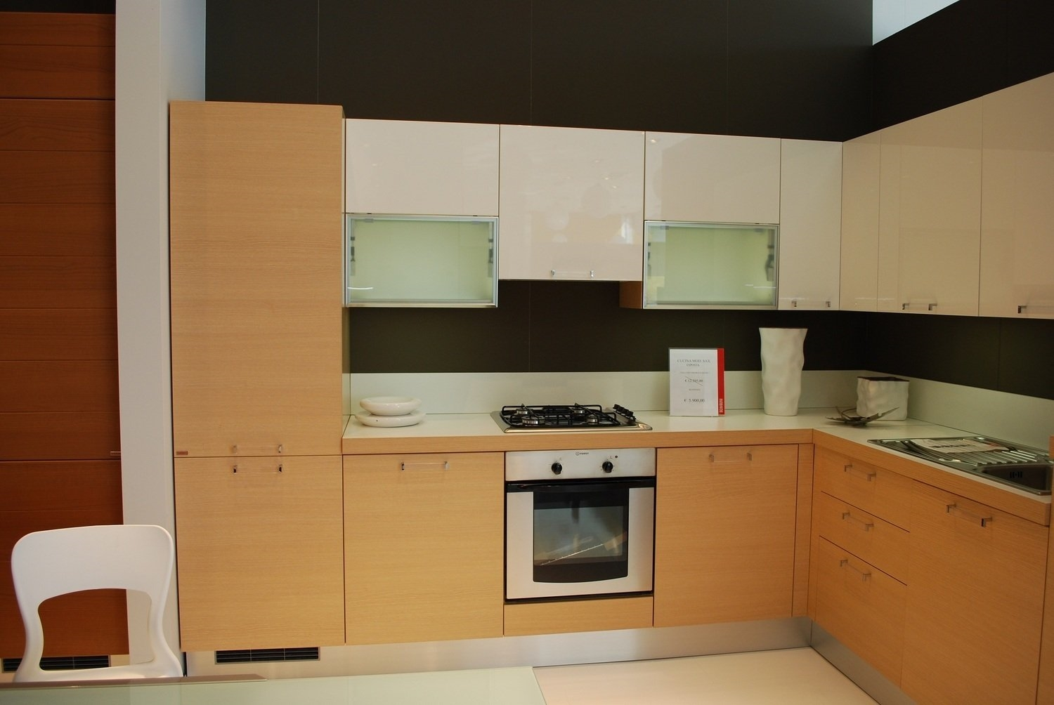 Cucine Angolari Piccole. Good Give Star For Photos Above With ...