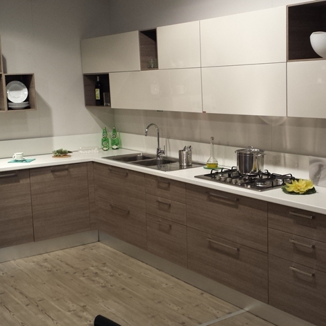 Cucina Scavolini Sax in offerta sottocosto - Cucine a prezzi scontati