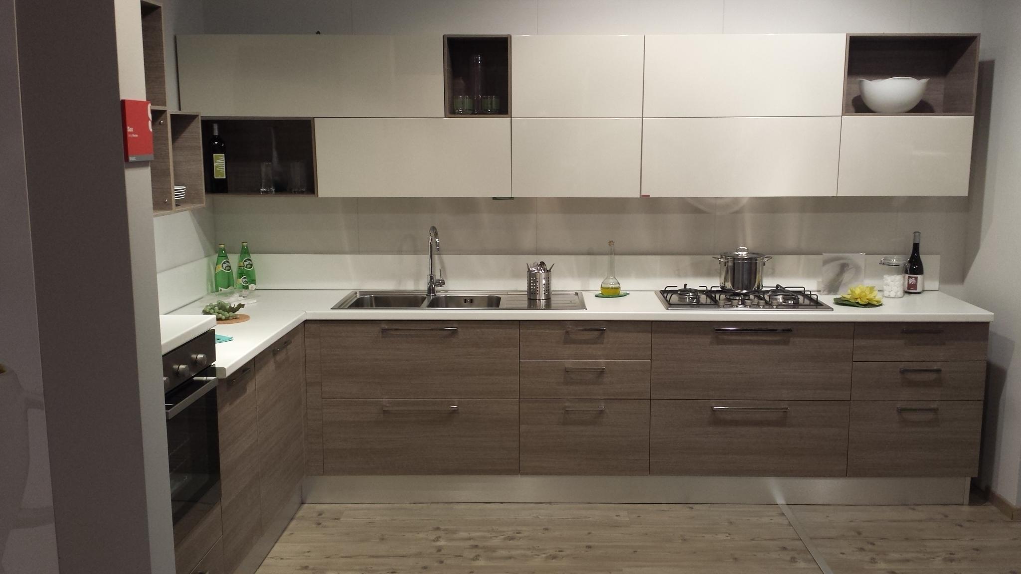 Emejing Cucina Scavolini Modello Sax Contemporary - Ideas & Design ...