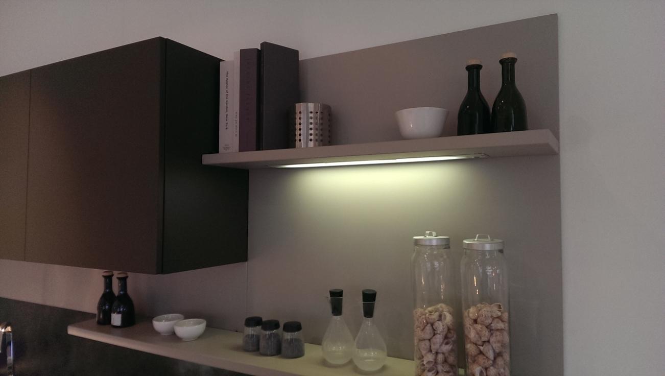 Cucina scavolini sax moderna laccato opaco cucine a - Cucina scavolini modello sax ...