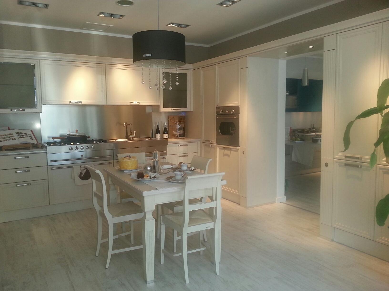 Cucina scavolini scavolini modello grand relais okite - Okite piano cucina ...