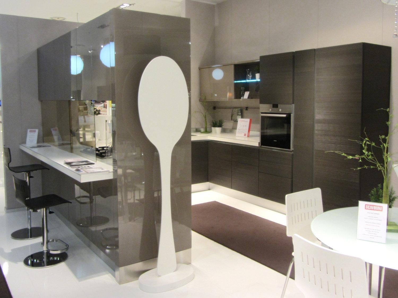 Cucina scavolini scenery 3680 cucine a prezzi scontati - Divisorio cucina soggiorno ...