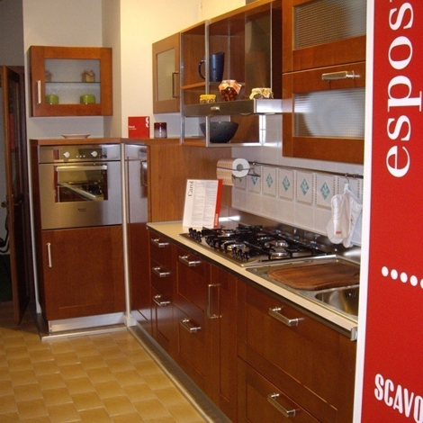 Cucina scavolini scontata 11089 cucine a prezzi scontati - Cucina scavolini carol ...