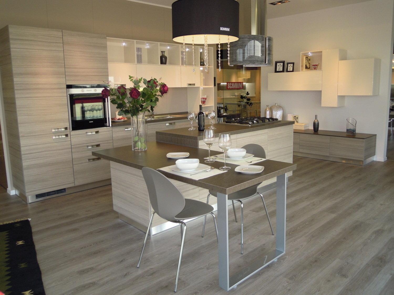 Cucina scavolini scontata 11219 cucine a prezzi scontati - Cucine con isola scavolini prezzi ...