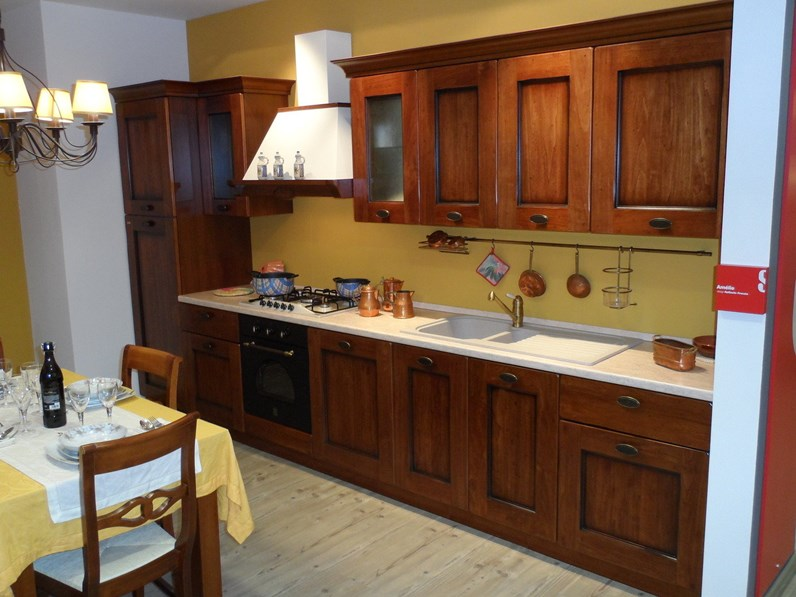 Cucina scavolini scontata 11267 - Scavolini cucine classiche ...