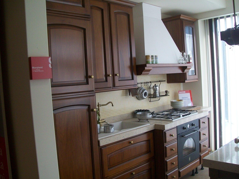 Venduto Cucina Scavolini Modello Maryland In Offerta Cucina  #35271E 1500 1125 Rubinetto Classico Cucina