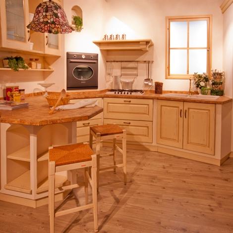Cucina scavolini cucina belvedere legno scavolini cucine - Barra portautensili cucina scavolini ...