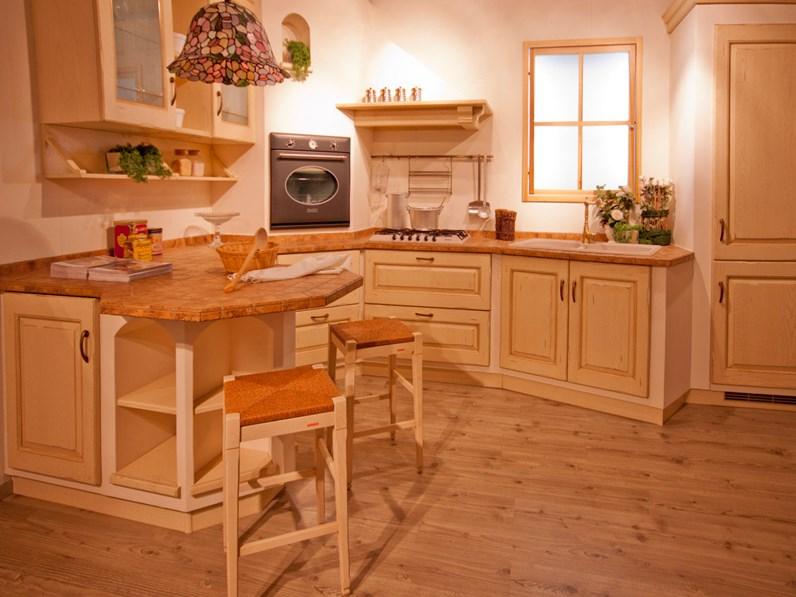 Cucina scavolini cucina belvedere legno scavolini cucine - Top cucina scavolini colori ...