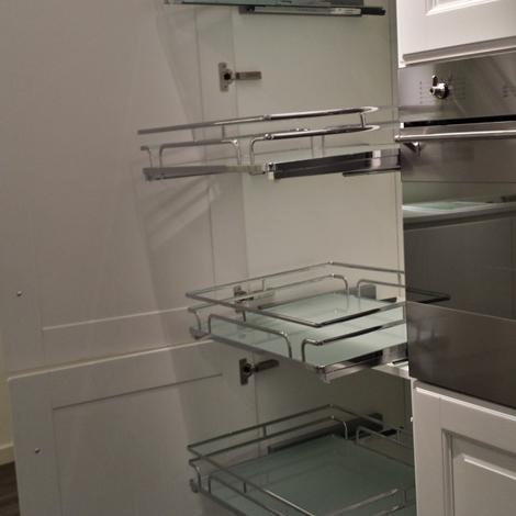 Scavolini Cucina Baltimora Classica Laccato Opaco bianca - Cucine ...