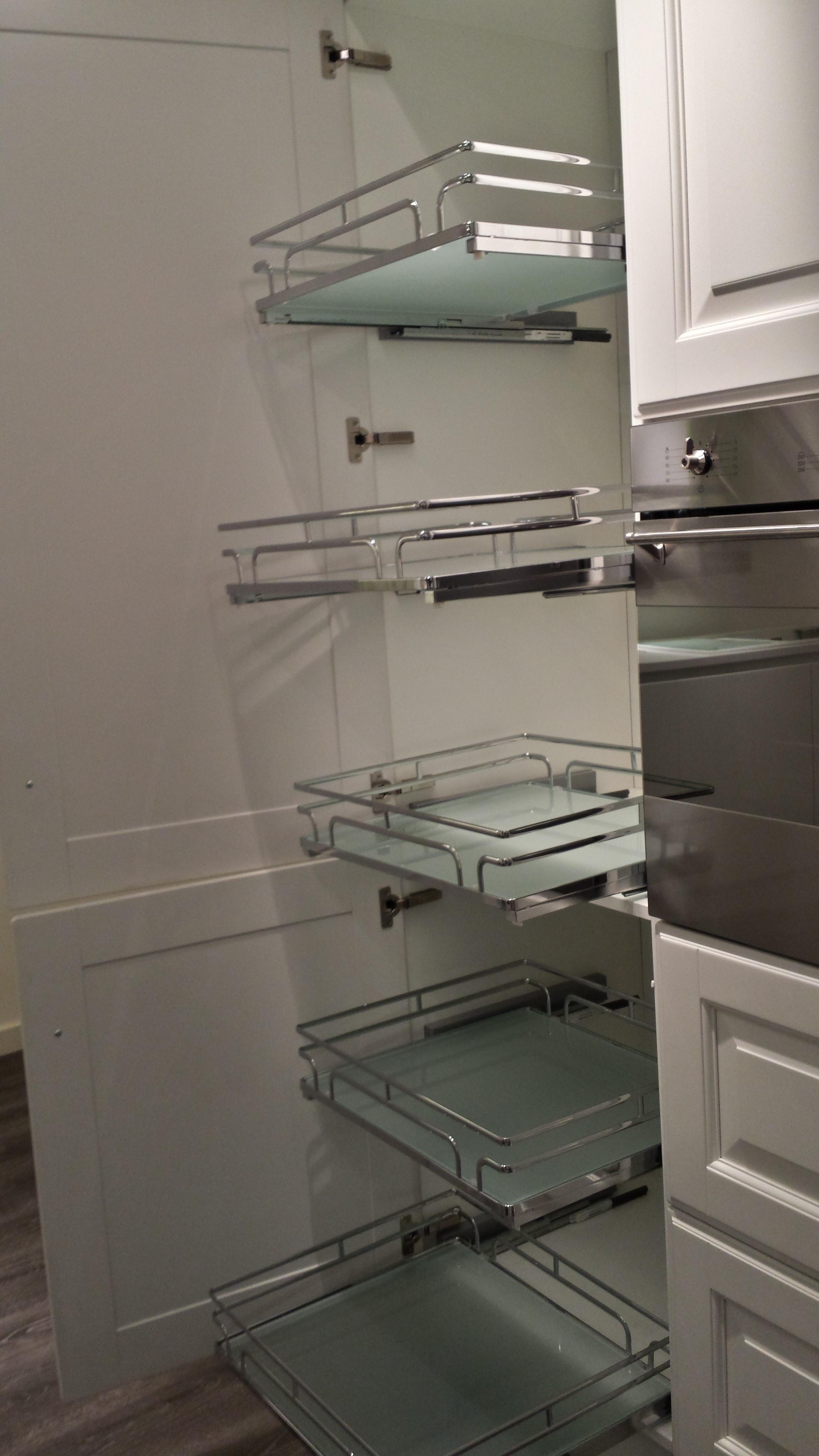 ... Baltimora Classica Laccato Opaco bianca - Cucine a prezzi scontati