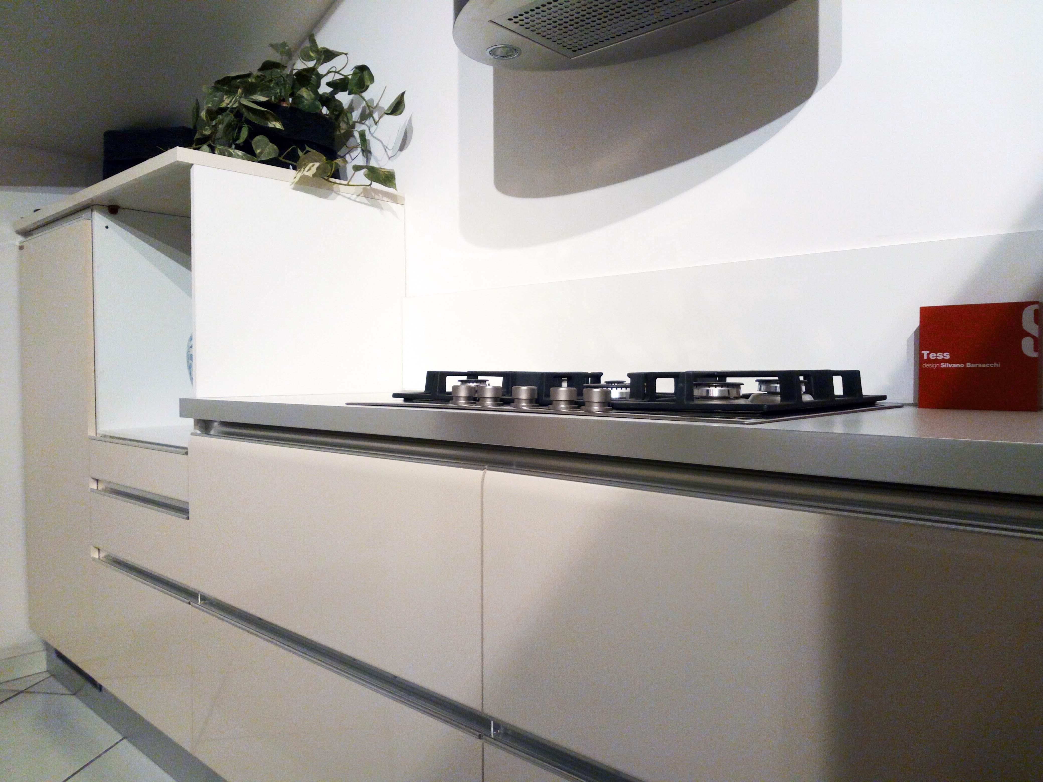 Cucina scavolini tess laminato lucido sconto 40 cucine - Anta cucina laminato ...