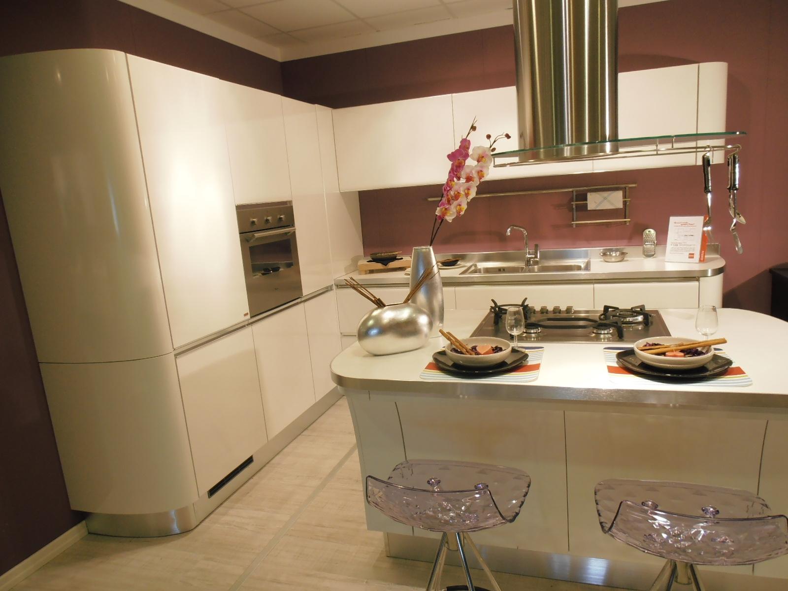 Beautiful Cucine Moderne Con Isola Scavolini Gallery - Ideas ...