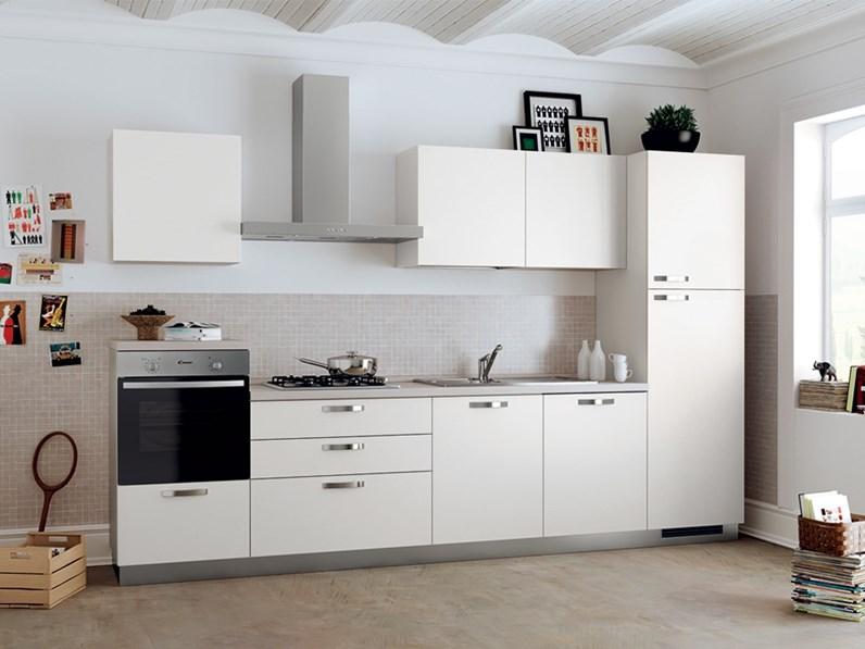 Cucina scavolini urban urban minimal offerta outlet for Cucine componibili in offerta