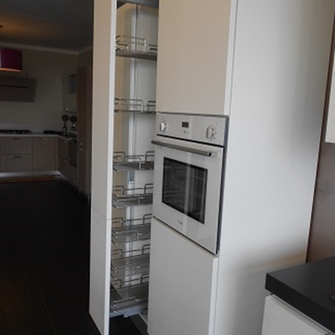Cucina lineare Scavolini modello Scenery scontata del 40% - Cucine ...