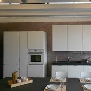 Cucina lineare Scavolini modello Scenery scontata del 50%