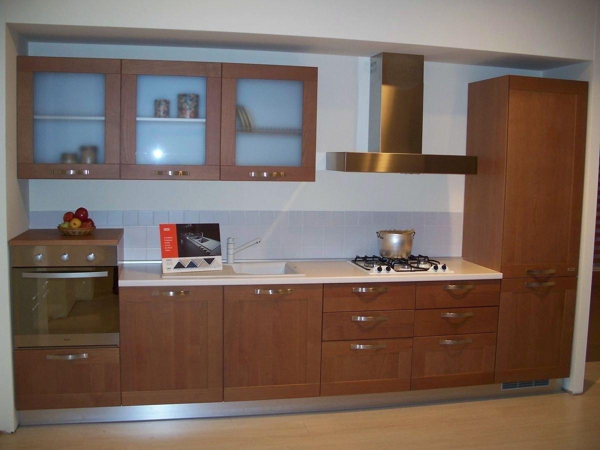 Cucina scontata 5150 cucine a prezzi scontati - Cucine moderne color ciliegio ...