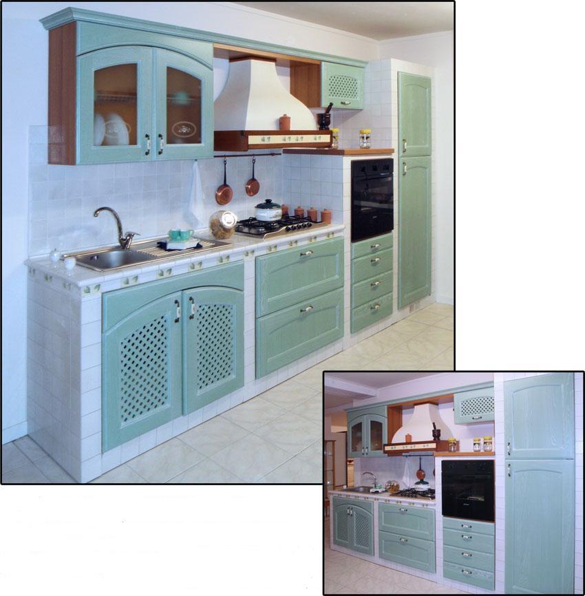 Cucina scontatissima muratura cucine a prezzi scontati - Cucine in finta muratura in offerta ...