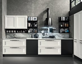 Cucina shabby industrial white grigio  PREZZI OUTLET