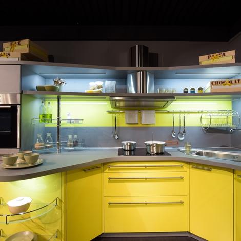 Cucina skyline 2 0 di snaidero in offerta cucine a - Cucine snaidero in offerta ...
