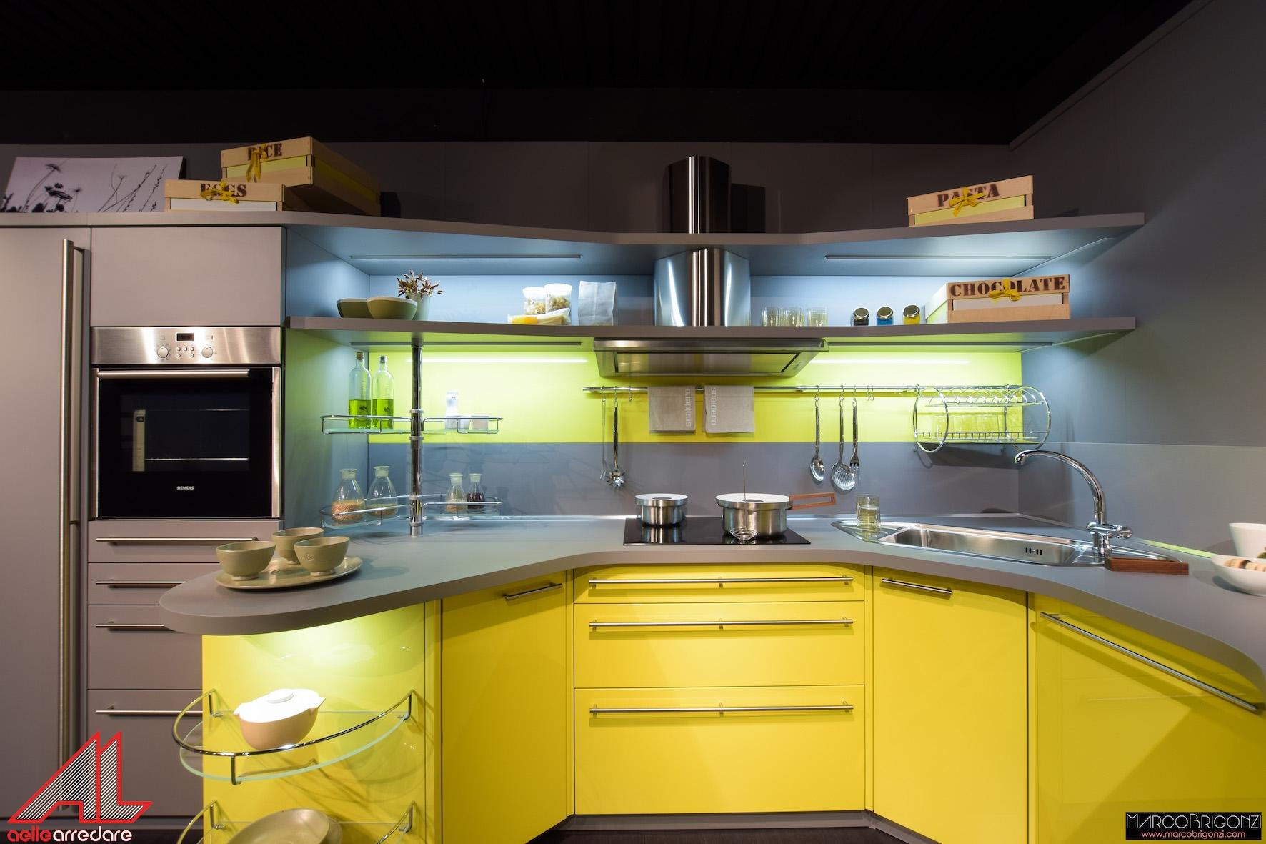 Cucina skyline 2 0 di snaidero in offerta cucine a for Cucina in offerta