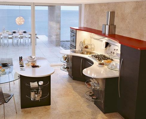 Cucina skyline da mostra cucine a prezzi scontati for Snaidero skyline