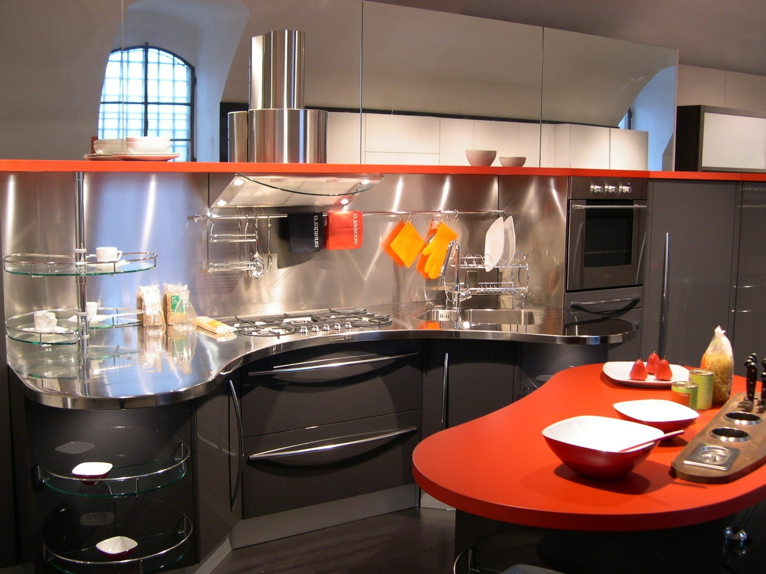 Awesome Cucina Snaidero Skyline Prezzo Contemporary - Skilifts.us ...