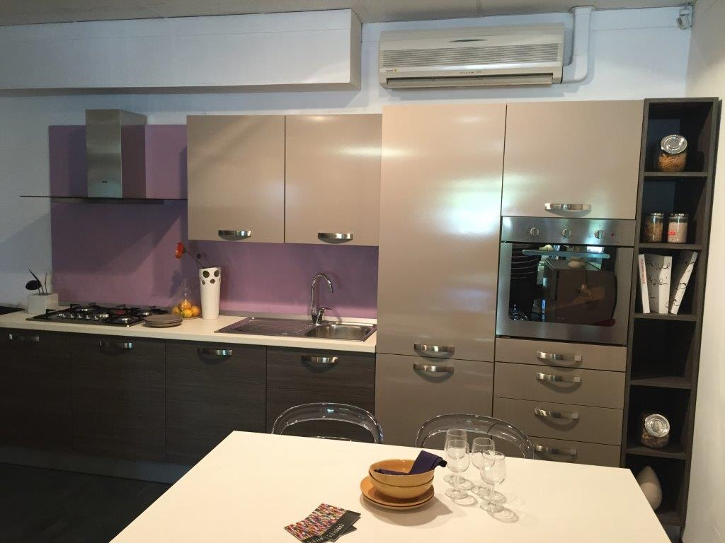 Cucina abaco by snaidero strip moderna laminato opaco - Cucine moderne snaidero prezzi ...