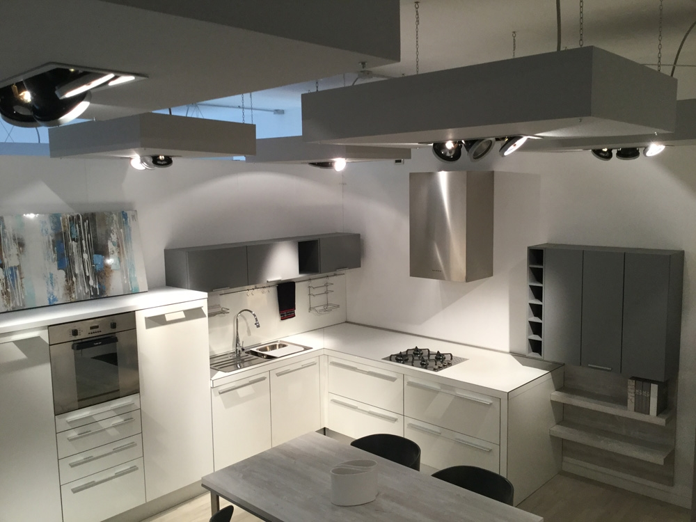 cucina grigia e bianca : Cucina Bianca Grigia: Cucina grigia e bianca pictures to pin on ...
