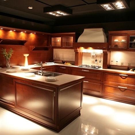 Cucine Moderne Con Isola Snaidero. Cheap Cucina Bianca E Legno Wenge ...