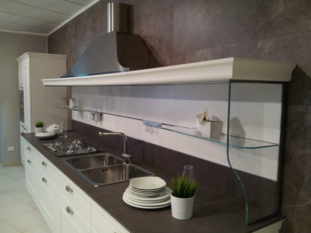 Idee cucine moderne cucine country economiche cucine in - Piastrelle cucina country ...