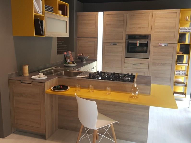 Tavoli Da Cucina Snaidero.Cucina Snaidero Lux Scontato Del 40