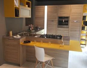 Cucina in offerta Snaidero Lux telaio  completa di elettrodomestici scontata del 40%. Siamo rivenditori Snaidero in provincia di Biella vicino a Torino