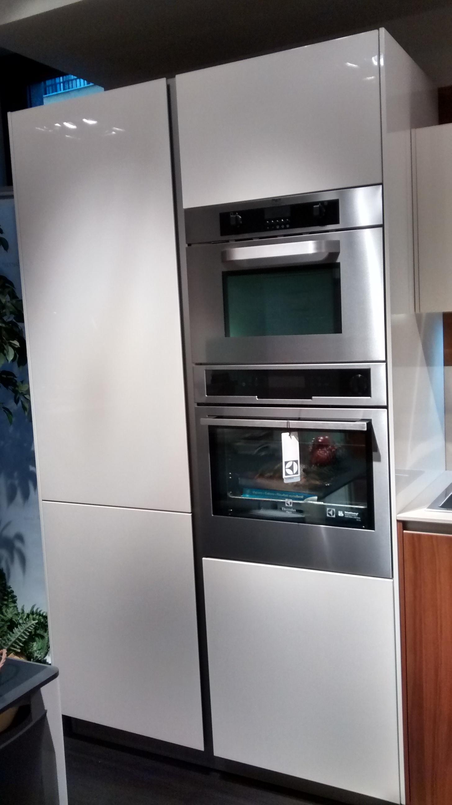 Cucine con colonna forno e microonde decora la tua vita - Forno elettrico e microonde ...