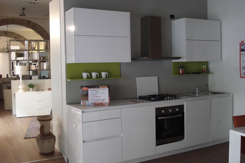Cucina snaidero modello orange cucine a prezzi scontati - Foto cucine bianche ...