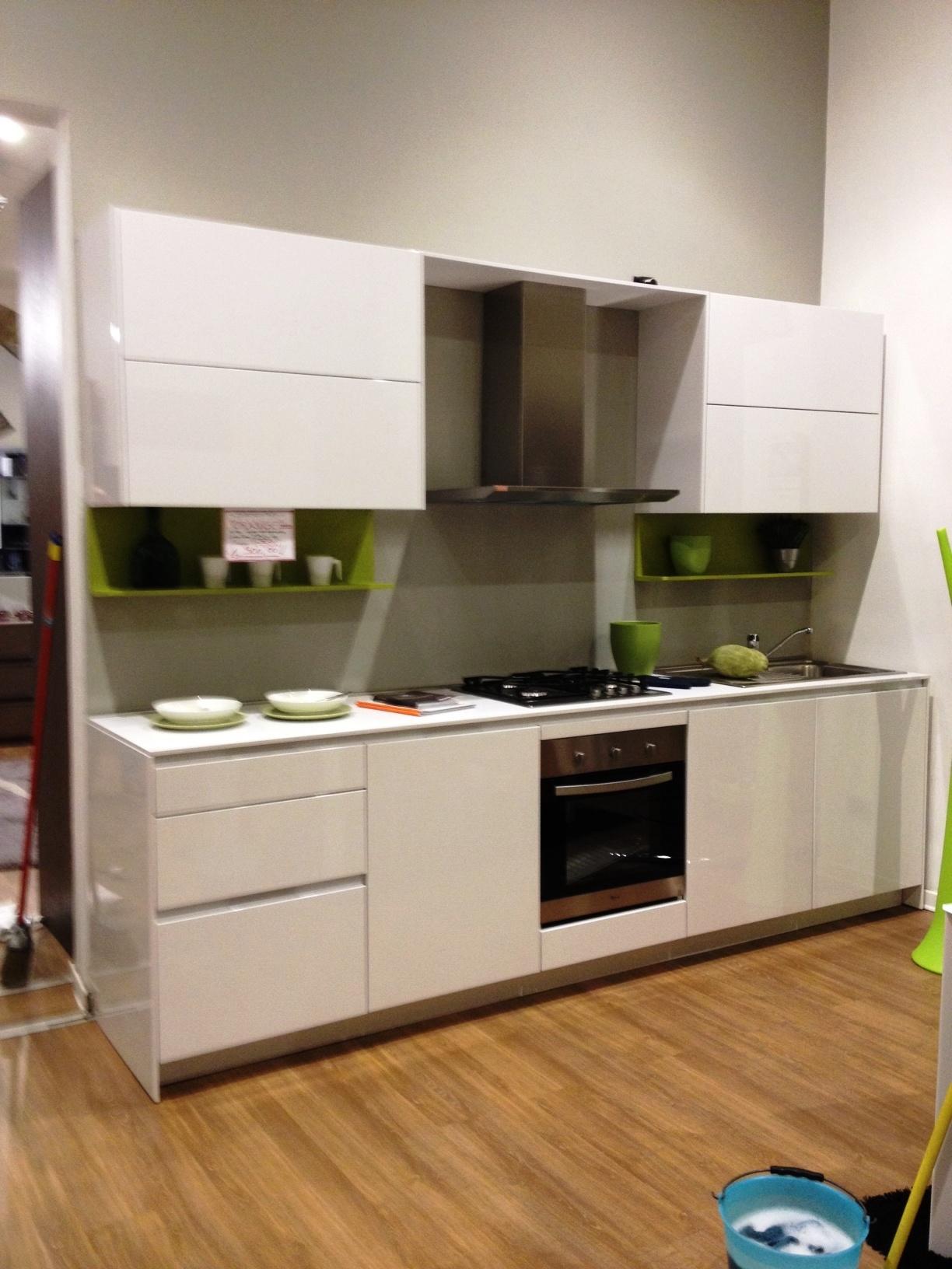 Cucina snaidero modello orange cucine a prezzi scontati - Cucine snaidero outlet ...