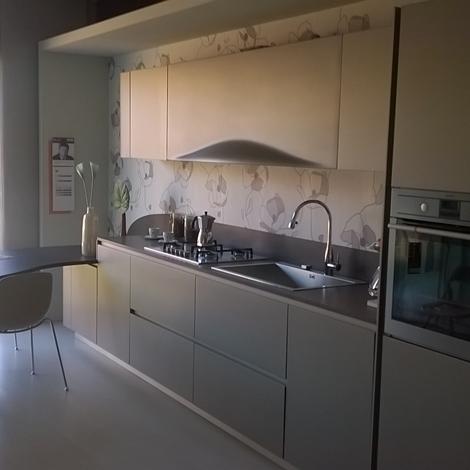 Cucina snaidero ola 20 design laccato opaco grigio   cucine a ...