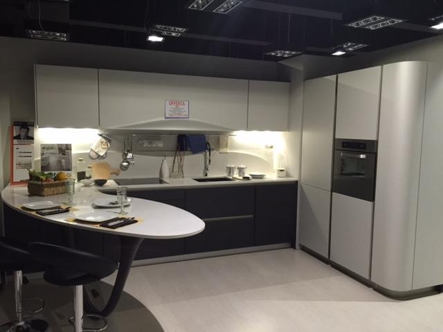 Emejing Cucine Nere Moderne Gallery - Ideas & Design 2017 ...