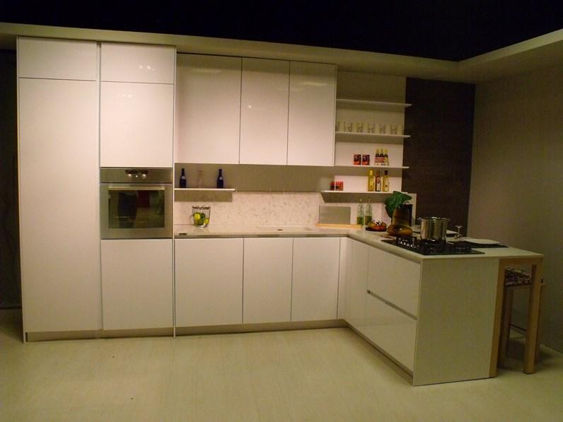 Cucina Snaidero Orange Moderne Laccato Lucido - Cucine a prezzi ...