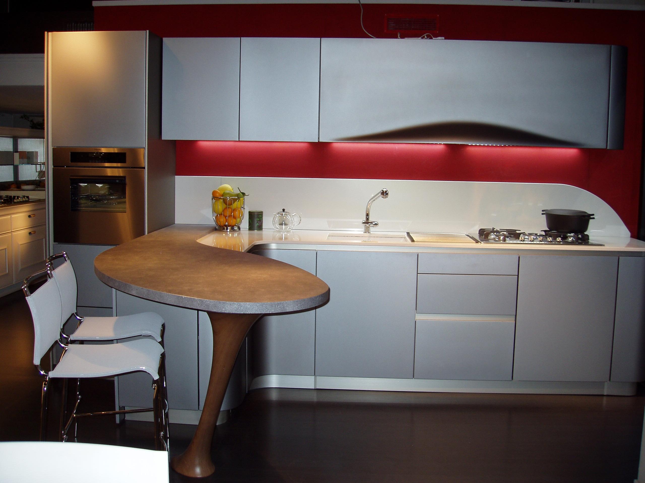 Cucina snaidero scontata 16246 cucine a prezzi scontati - Isola cucina dimensioni minime ...