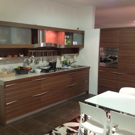 Gallery of cucine lineari moderne design essenziale col modello time ...