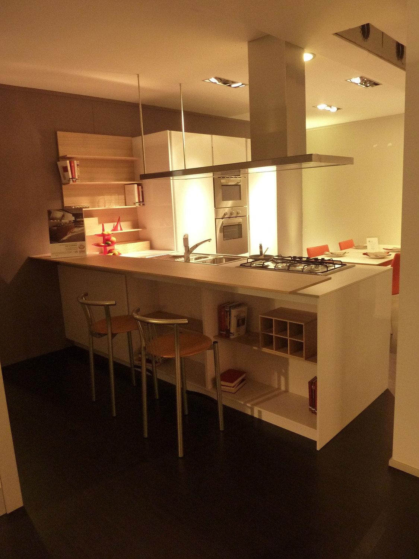 CUCINA SNAIDERO SCONTATA 8197 Cucine A Prezzi Scontati #B8A513 1125 1500 Rubinetto Classico Cucina