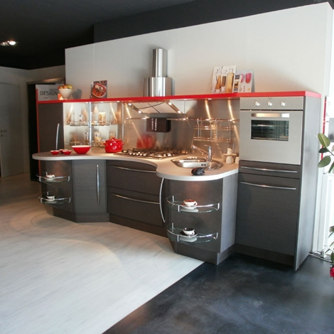Cucina snaidero scontata 9709 cucine a prezzi scontati - Cucina skyline snaidero prezzi ...