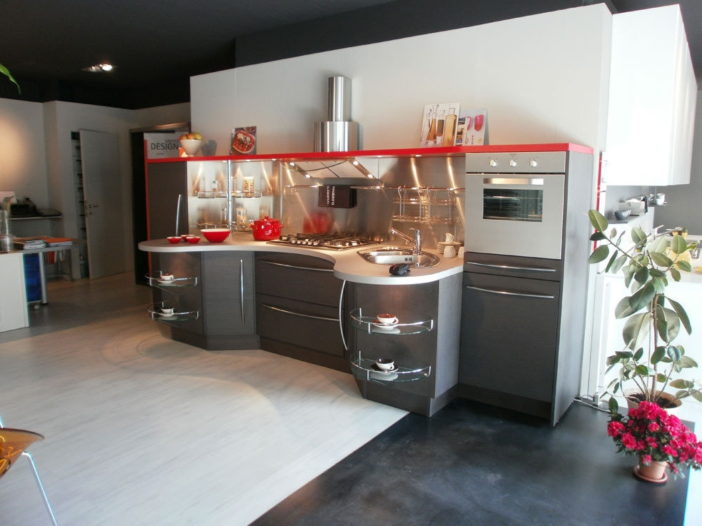 Cucina snaidero scontata 9709 cucine a prezzi scontati - Cucine snaidero outlet ...