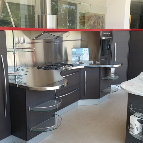 Snaidero cucina skyline scontato del 55 cucine a - Cucine snaidero outlet ...
