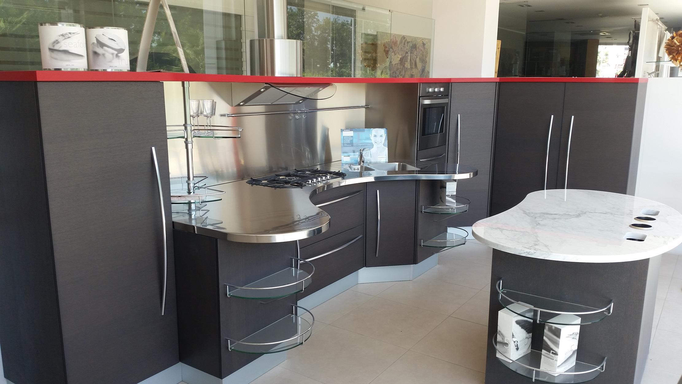 Mensola Con Faretti Incassati ~ Ispirazione design casa